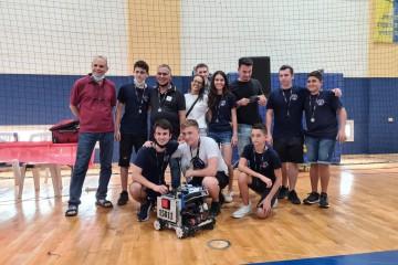 פעילות נבחרת הרובוטיקה של שדרות [יולי 2021]